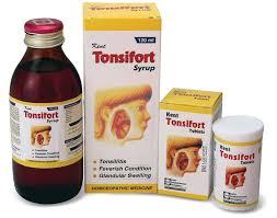 TONSIFORT (Syrup & Tablets)