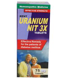 Uranium Nitricum 3x (Tablets)