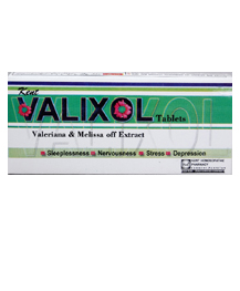 Valixol (Tablets)