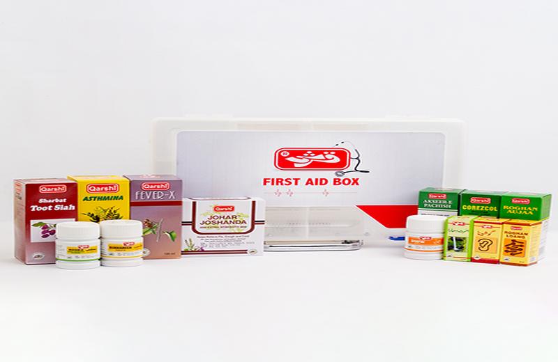 First Aid Kit (Qarshi)