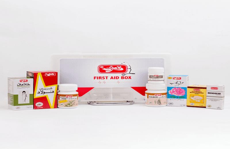 Women Health Kit (Qarshi)